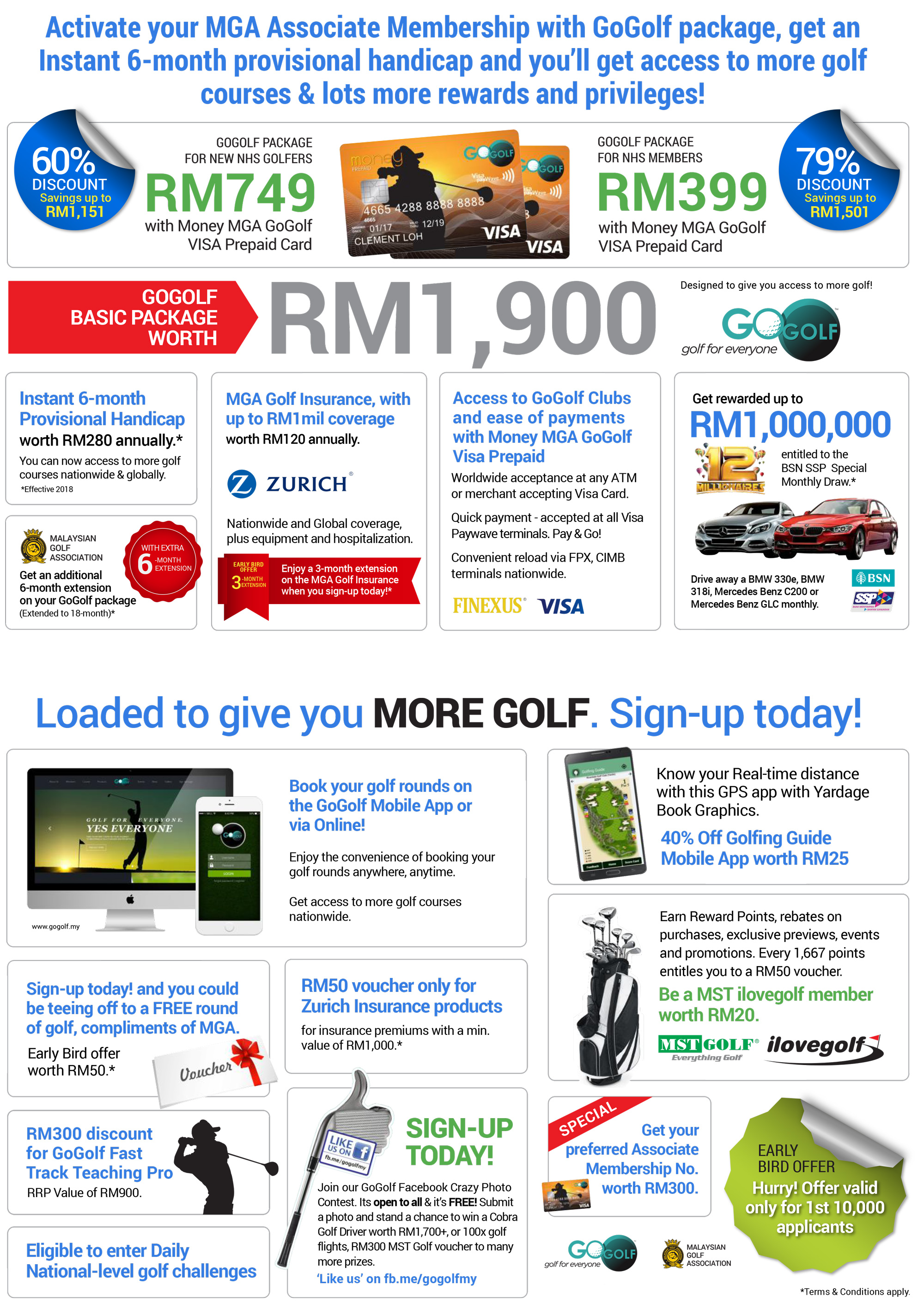 GoGolf Promotions